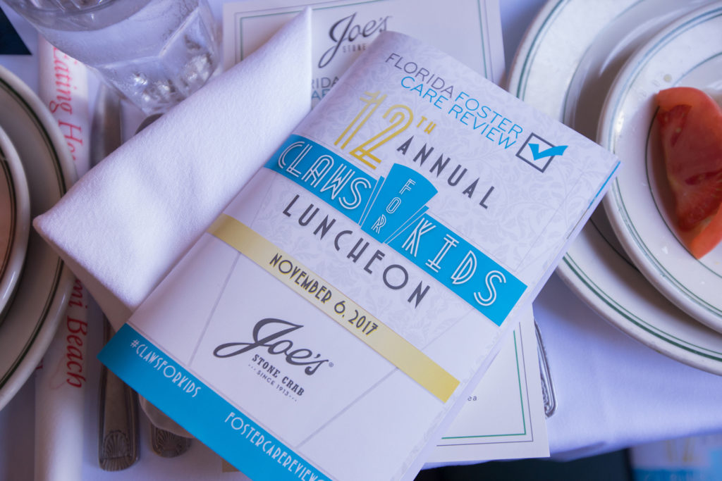 Celebrate: 12th Annual Claws For Kids Luncheon