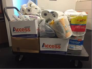 Spotlight: Bilzin Sumberg's Post-Irma Relief Efforts