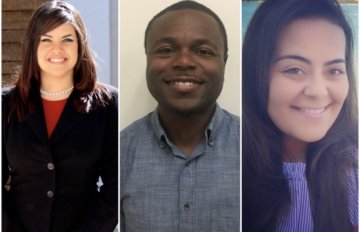 Meet the New Faces at FFCR!