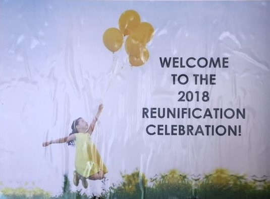 Celebrating Family Reunification