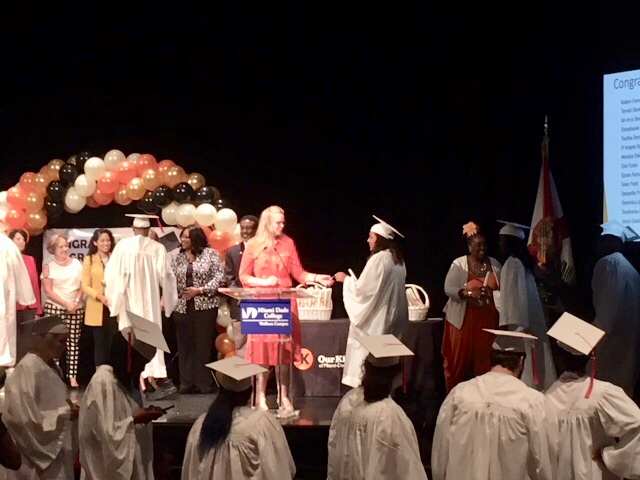 Special Graduation Ceremony for Youth in Foster Care