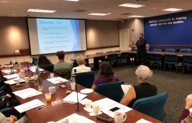 FFCR Hosts Its First Advanced Training Institute
