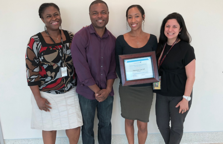 "Congratulations to FFCR's ""Child Welfare Professional of the Month"" Third Quarter Awardees"